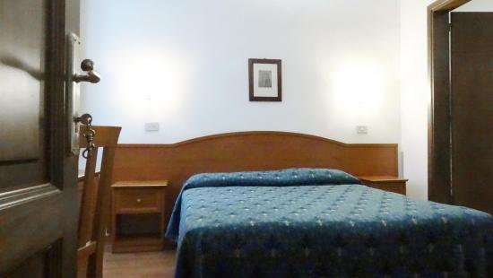 Soggiorno Madrid: Double Room