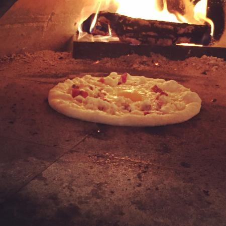 Stockton, نيو جيرسي: Wood Fire Artisan Pizza