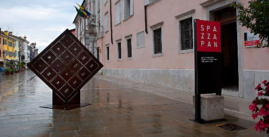 Galleria Regionale d'arte contemporanea Luigi Spazzapan