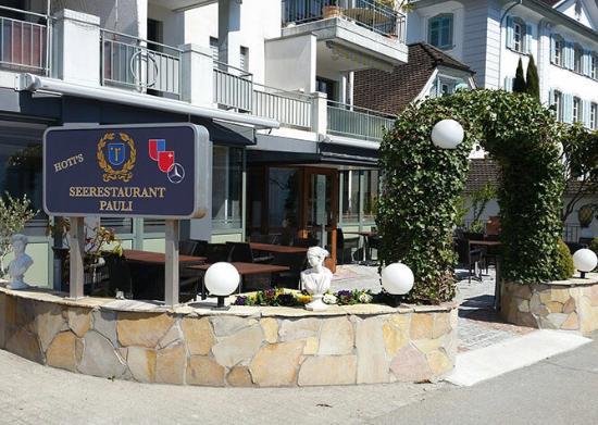 Gersau, İsviçre: Seerestaurant Pauli