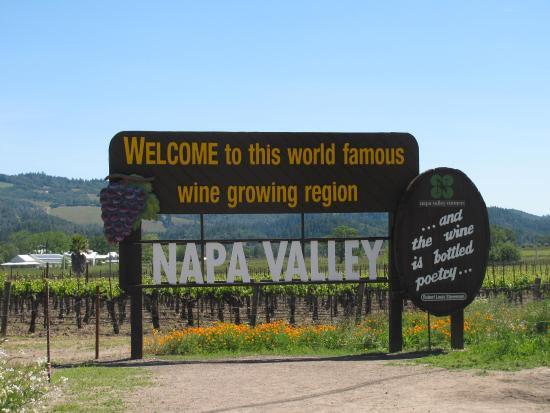 Napa Valley afbeelding