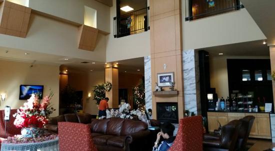 Foto de Comfort Suites Airport Tukwila