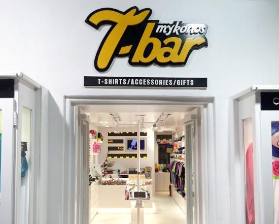 T-bar Mykonos