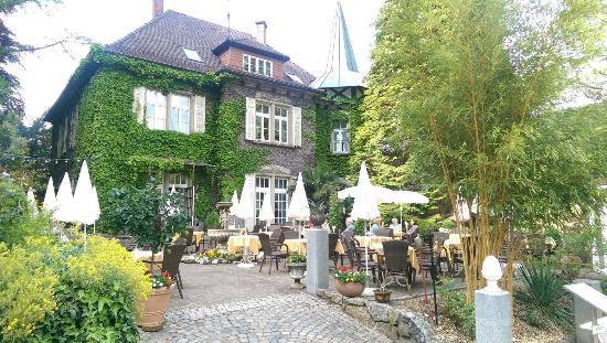 Kappelrodeck, Almanya: Innenhof