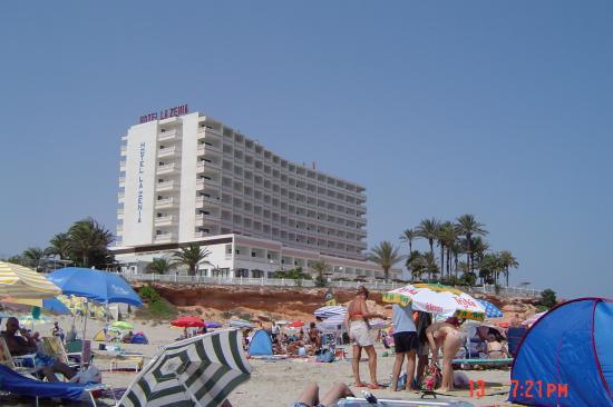 La Zenia, Spagna: Vista desde la playa