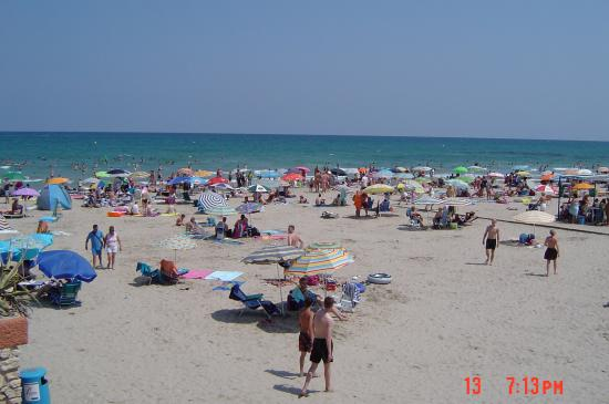 La Zenia, Spagna: Playa