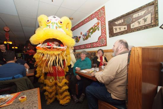 Greenfield, MA: Annual Chinese New Year's Party is an event not to be missed.Watch for it.