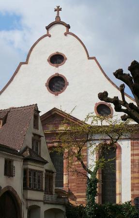 Eglise protestante Sainte-Aurelie