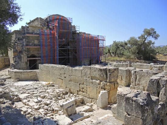 Kreta, Yunani: Простор для археолога.