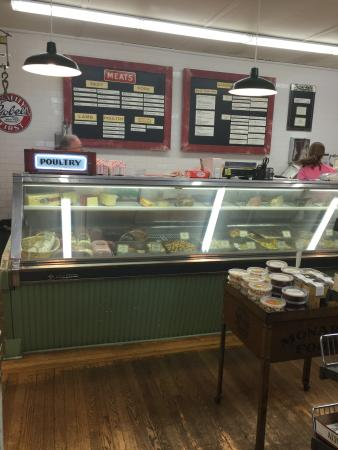 Germantown, Nova York: Deli area