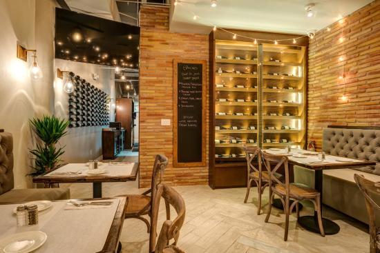 Cafe Bastille : Remodeled Interior