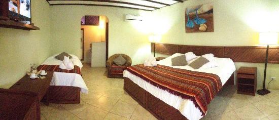 The Eco Hotel Arena Blanca: Habitacion
