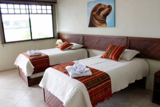 The Eco Hotel Arena Blanca : Habitación