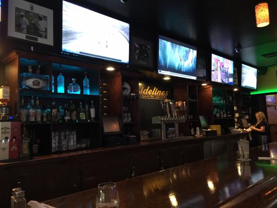 Sidelines sports bar and grill picture of sidelines sports bar and grill buffalo tripadvisor - Buffalo american bar and grill ...