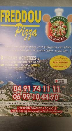 Freddou Pizza