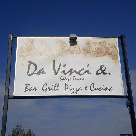 Salice Terme, Włochy: Trattoria Da Vinci