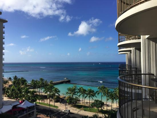 Waikiki Beach Marriott Resort Spa Ocean View Room