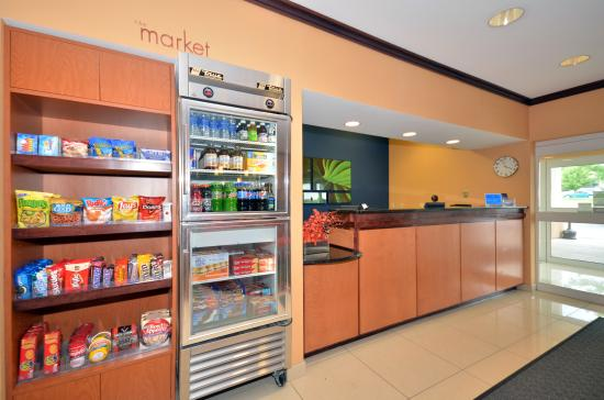 Fairfield Inn & Suites Jefferson City: Market
