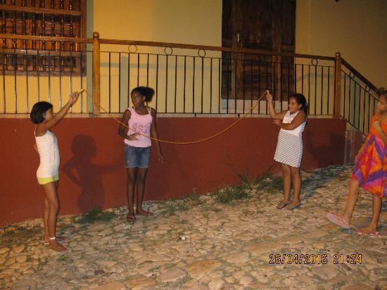 Hostal Trinidad María Guadalupe: mas y mas alto !!