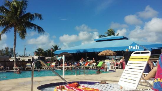 Sugarloaf Key West Koa With A Pool And Beach Area It Is