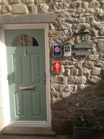 Croft Gate Bed And Breakfast Chapel Le Dale