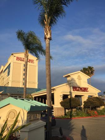 Biltmore Hotel Santa Clara Ca