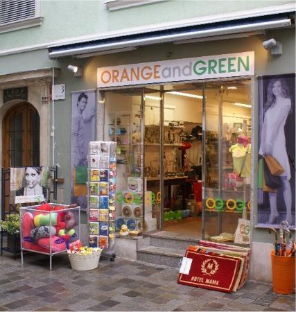 Orangeandgreen