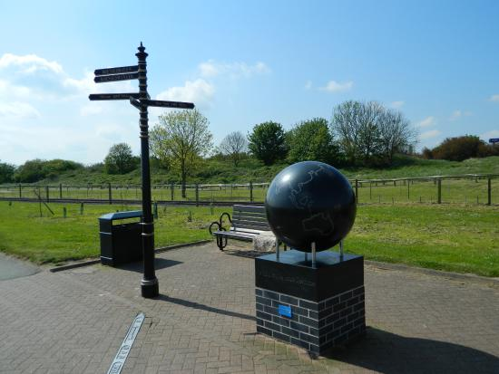 The Prime Meridian Line