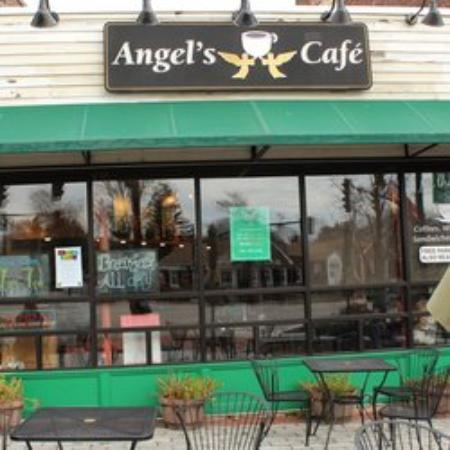 Sharon, MA: Angel's Cafe