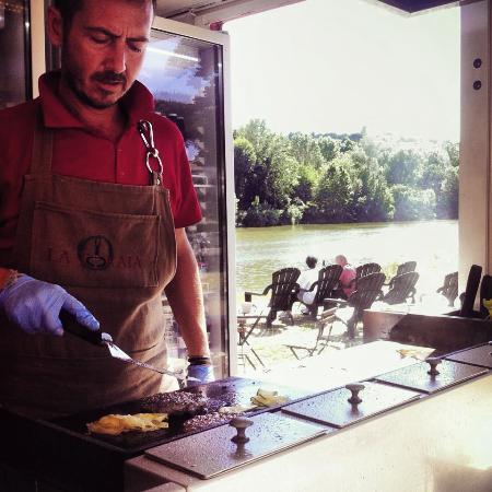 Sinalunga, Italia: Al Lavoro