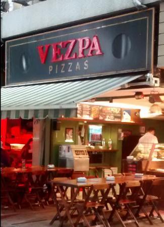 Vezpa Pizzas - Ipanema