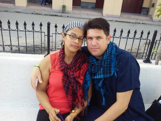 Holguin Province, Cuba: Parque Calixto Garcia, Holguin