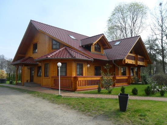 Eberswalde, Γερμανία: Hotel Wilder Eber
