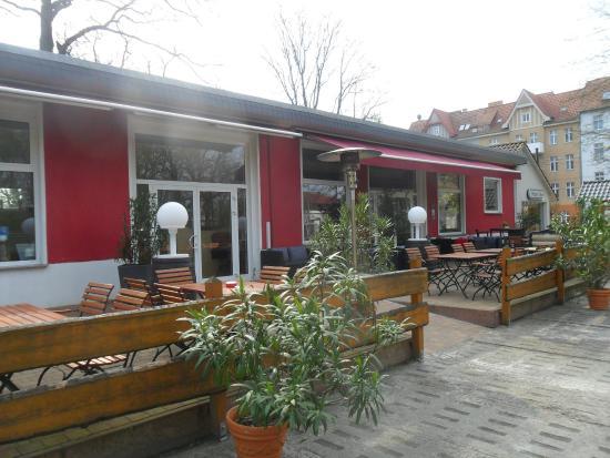 Eberswalde, Γερμανία: Restaurat Wilder Eber
