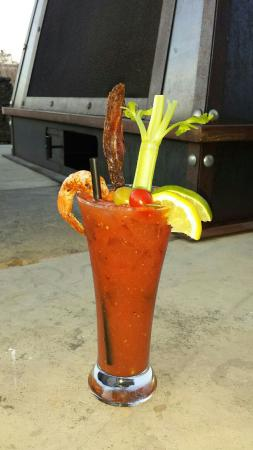 Powell Butte, OR: The best Bloody Mary I have had !