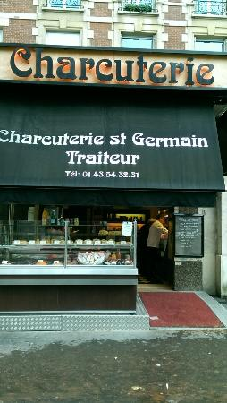 Charcuterie St Germain Traiteur