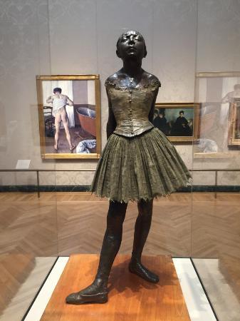 พิพิธภัณฑ์วิจิตรศิลป์: Degas Ballerina