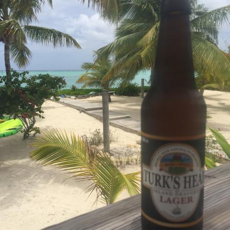 Whitby, North Caicos: Turks Head