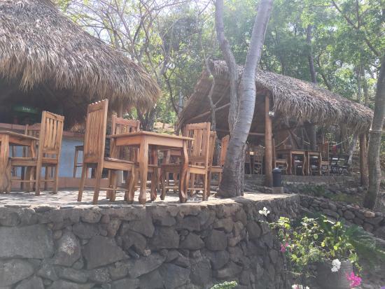 La Mariposa Spanish School and Eco Hotel: Study area