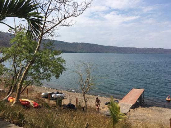 La Mariposa Spanish School and Eco Hotel: Laguna de Apoyo