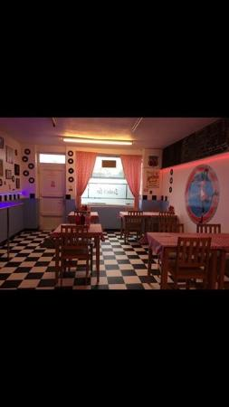 Bolton, UK: Our American themed diner