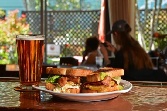 Blowing Rock Ale House & Inn : High Country BLT