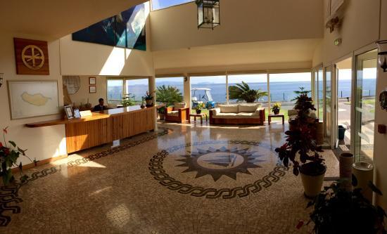 Albatroz Beach & Yacht Club: Reception