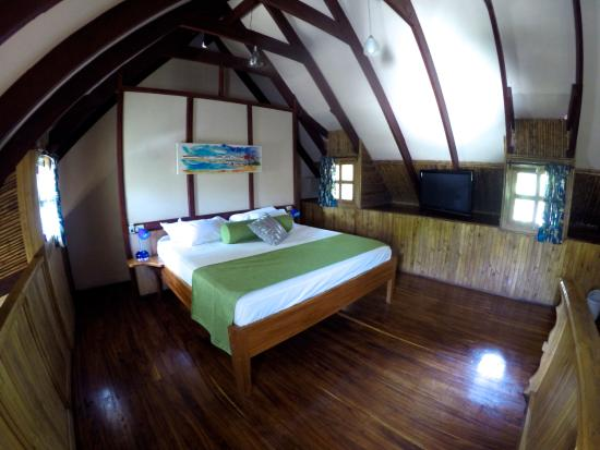 Playa Grande, คอสตาริกา: Two Bedroom Villa main room