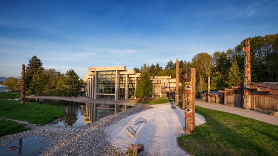 West Coast Suites at UBC: Museum of Anthropology Evening