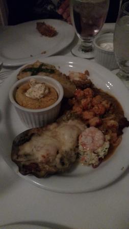 Brigtsen's Restaurant: Seafood Platter