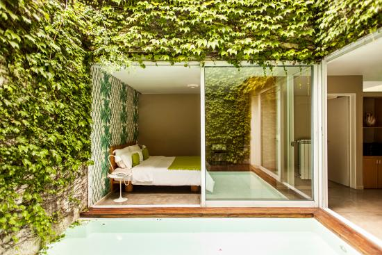 Home Hotel Buenos Aires: Garden Suite