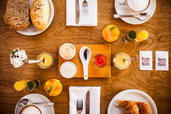 Home Hotel Buenos Aires: Home Breakfast