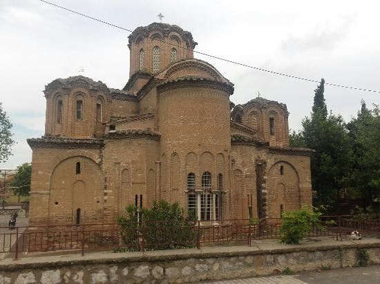 Church of Agioi Apostoloi