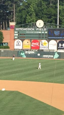 Hitchcock Field at Plainsman Park - Auburn University